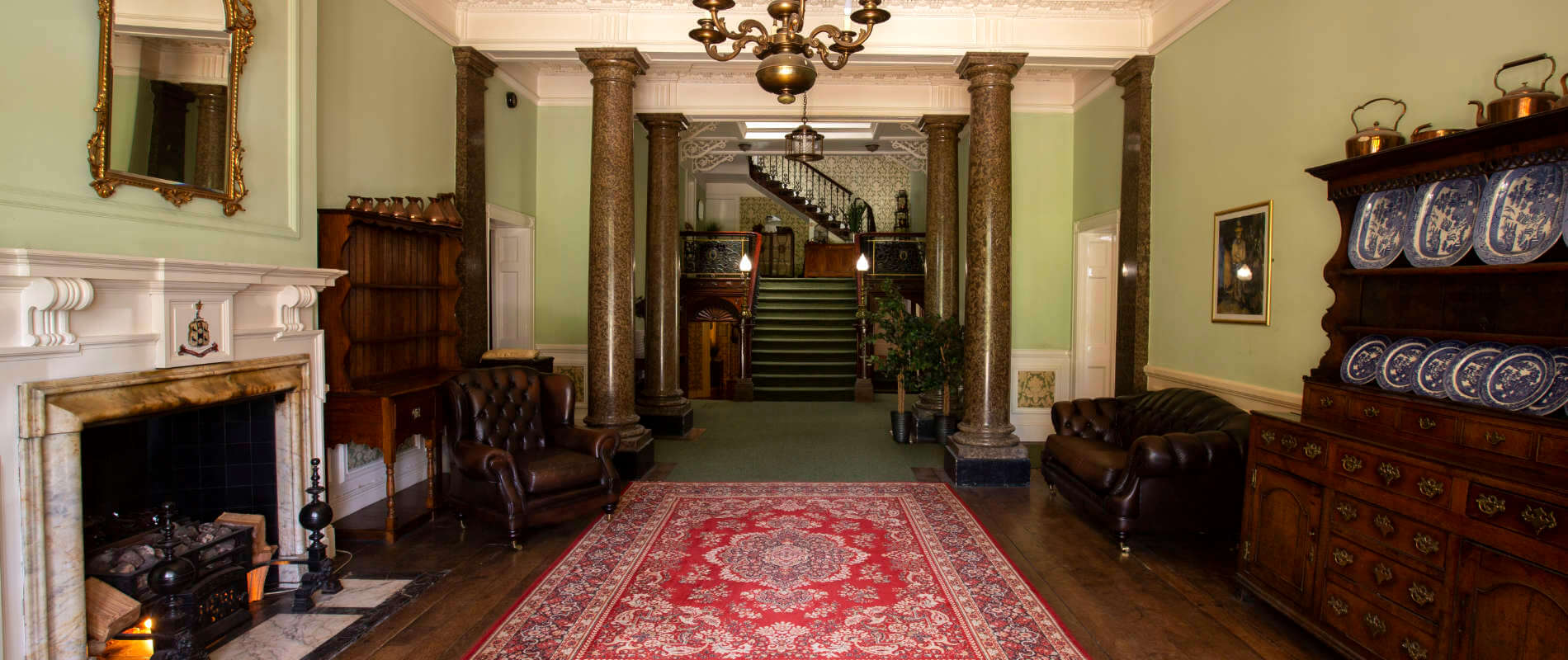 GH Entrance